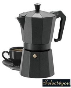 3d Creations 6 Cups Aluminum South Indian Filter Degree Coffee Machine